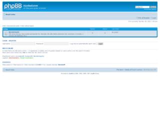 forum.ajudaalunos.com screenshot