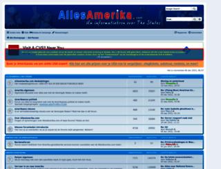 forum.allesamerika.com screenshot