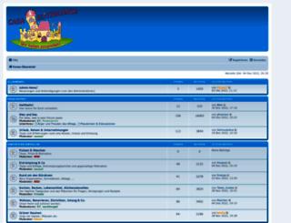 forum.casablitzblanca.de screenshot