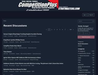 forum.competitionplus.com screenshot
