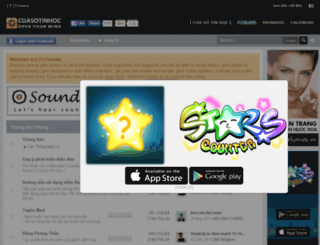 forum.cuasotinhoc.com screenshot