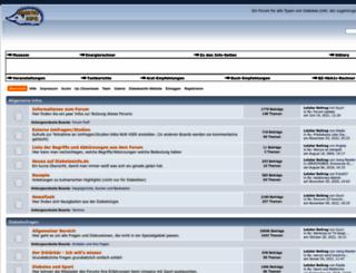 forum.diabetesinfo.de screenshot