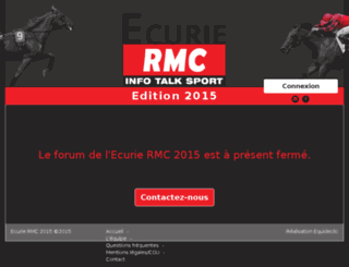 forum.ecuriermc2015.com screenshot