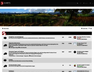 forum.farming-simulator.com screenshot