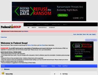 forum.federalsoup.com screenshot