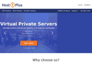 forum.host1plus.com screenshot