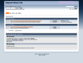forum.ishprash.com screenshot