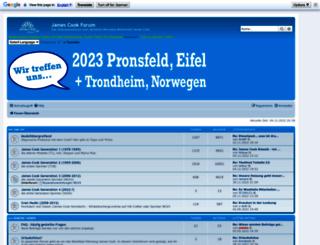 forum.james-cook-freunde.de screenshot