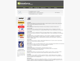 forum.klaudyny.waw.pl screenshot