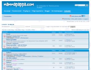 forum.mammapappa.com screenshot