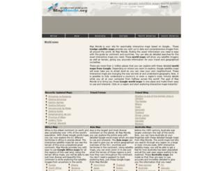 forum.mapmonde.org screenshot