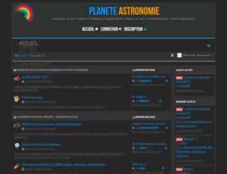 forum.planete-astronomie.com screenshot