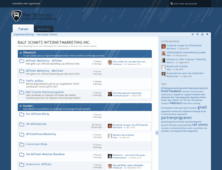 forum.ralf-schmitz.net screenshot