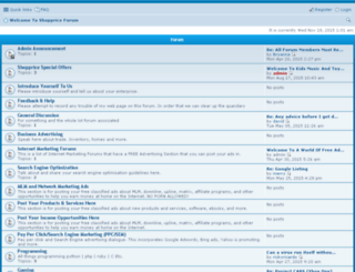forum.shopprice.com.au screenshot