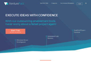 forum.venturepact.com screenshot