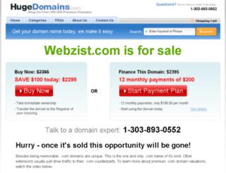 forum.webzist.com screenshot