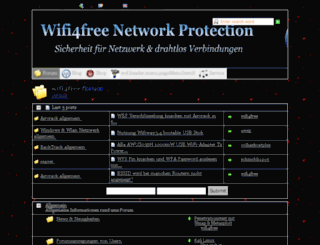 forum.wifi4free.info screenshot
