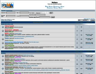 forum.woliera.com screenshot