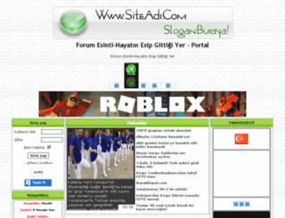 forumesinti.forum-2007.com screenshot