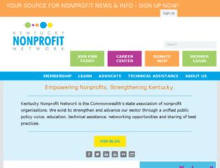 forumregistration.kynonprofits.org screenshot
