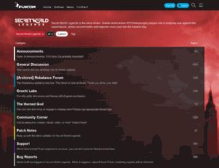 forums-beta.darkdaysarecoming.com screenshot
