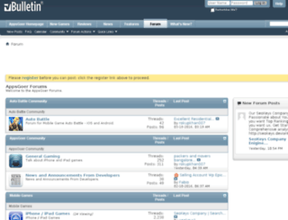 forums.appsgoer.com screenshot