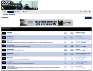 forums.golf-monthly.co.uk screenshot