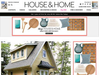 forums.houseandhome.com screenshot