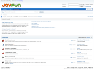forums.joyfun.com screenshot