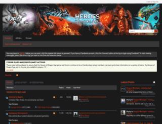 forums.klicknation.com screenshot