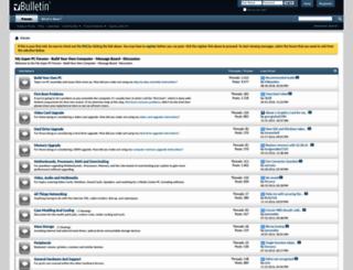 forums.mysuperpc.com screenshot
