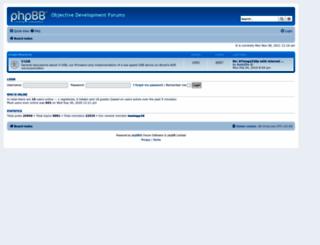 forums.obdev.at screenshot
