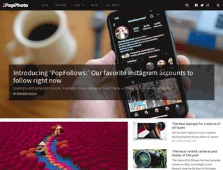 forums.popphoto.com screenshot