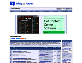 forums.salary.sg screenshot