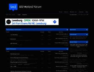 forums.seomotionz.com screenshot