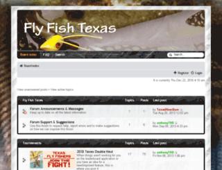 forums.texasriverbum.com screenshot