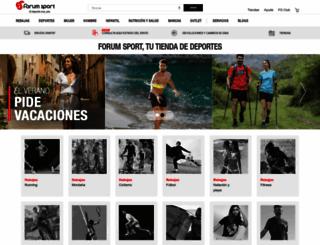 forumsport.com screenshot