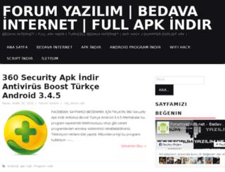 forumyazilim.net screenshot