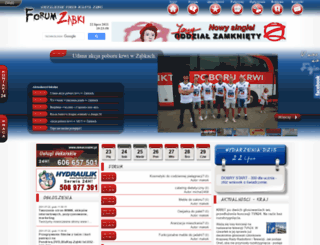 forumzabki.pl screenshot