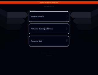 forward.cat screenshot