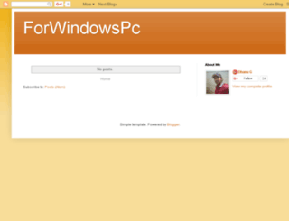forwindowspc.net screenshot