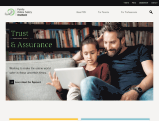 fosi.org screenshot