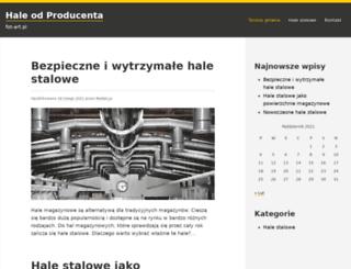 fot-art.pl screenshot