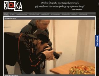 foto.olecko.pl screenshot