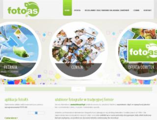 fotoas24.pl screenshot
