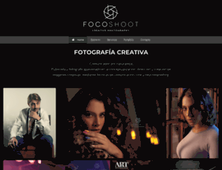fotografiacorporativa.com screenshot