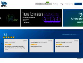 fotografiarte.es screenshot