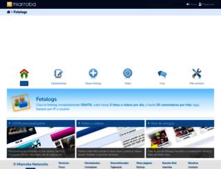fotolog.miarroba.es screenshot