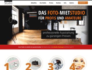 fotomietstudio.at screenshot