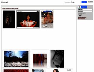 fotop.net screenshot